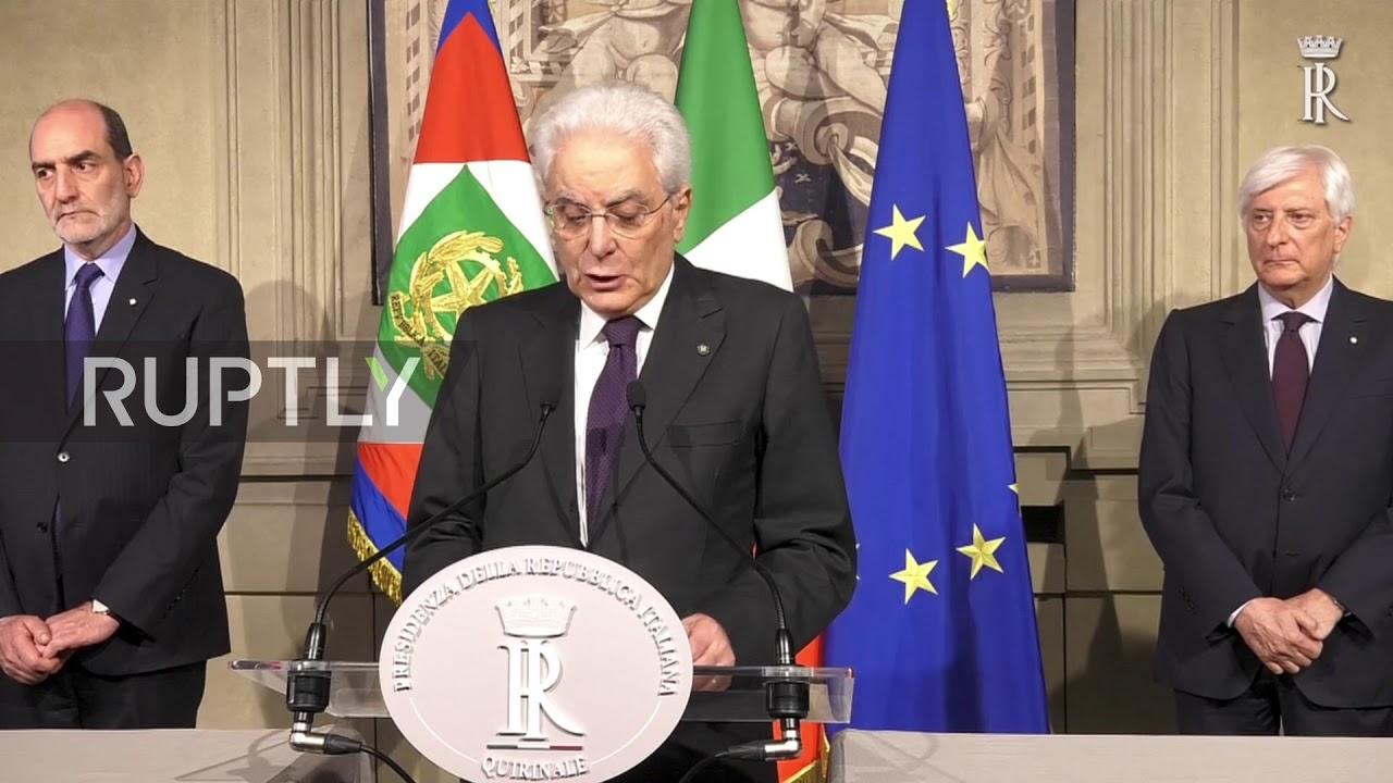 Italy's political deadlock