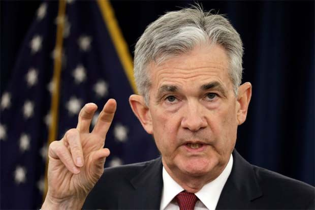 Fed Chair Powell keeps tightening