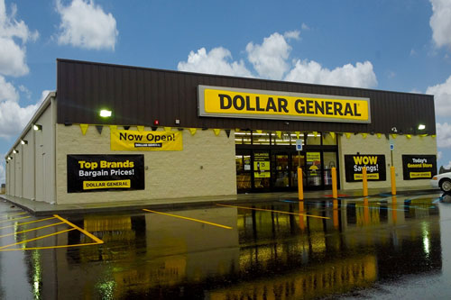 Thriving discount stores