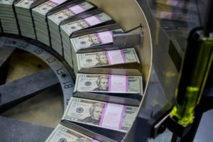 Monetary policy lunacy