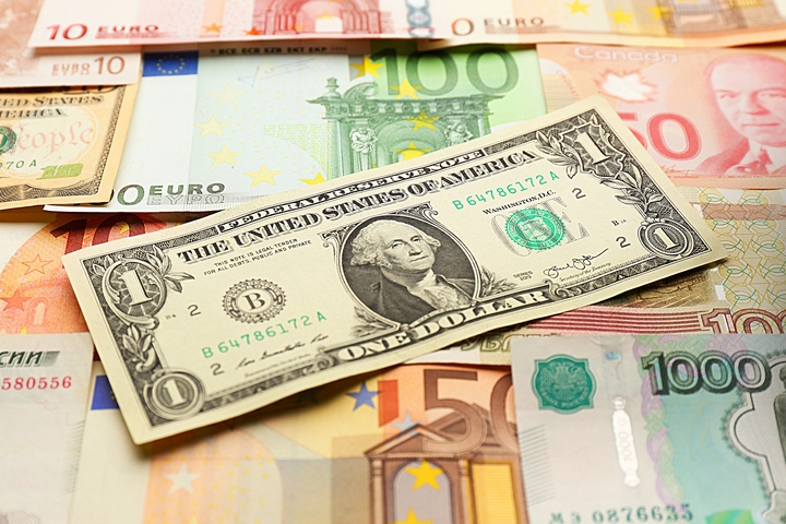 Most powerful currencies