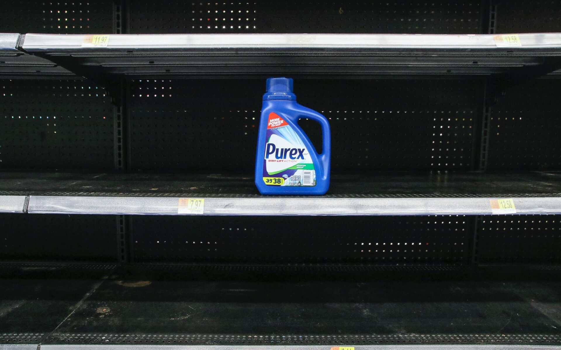 Supply Shortage