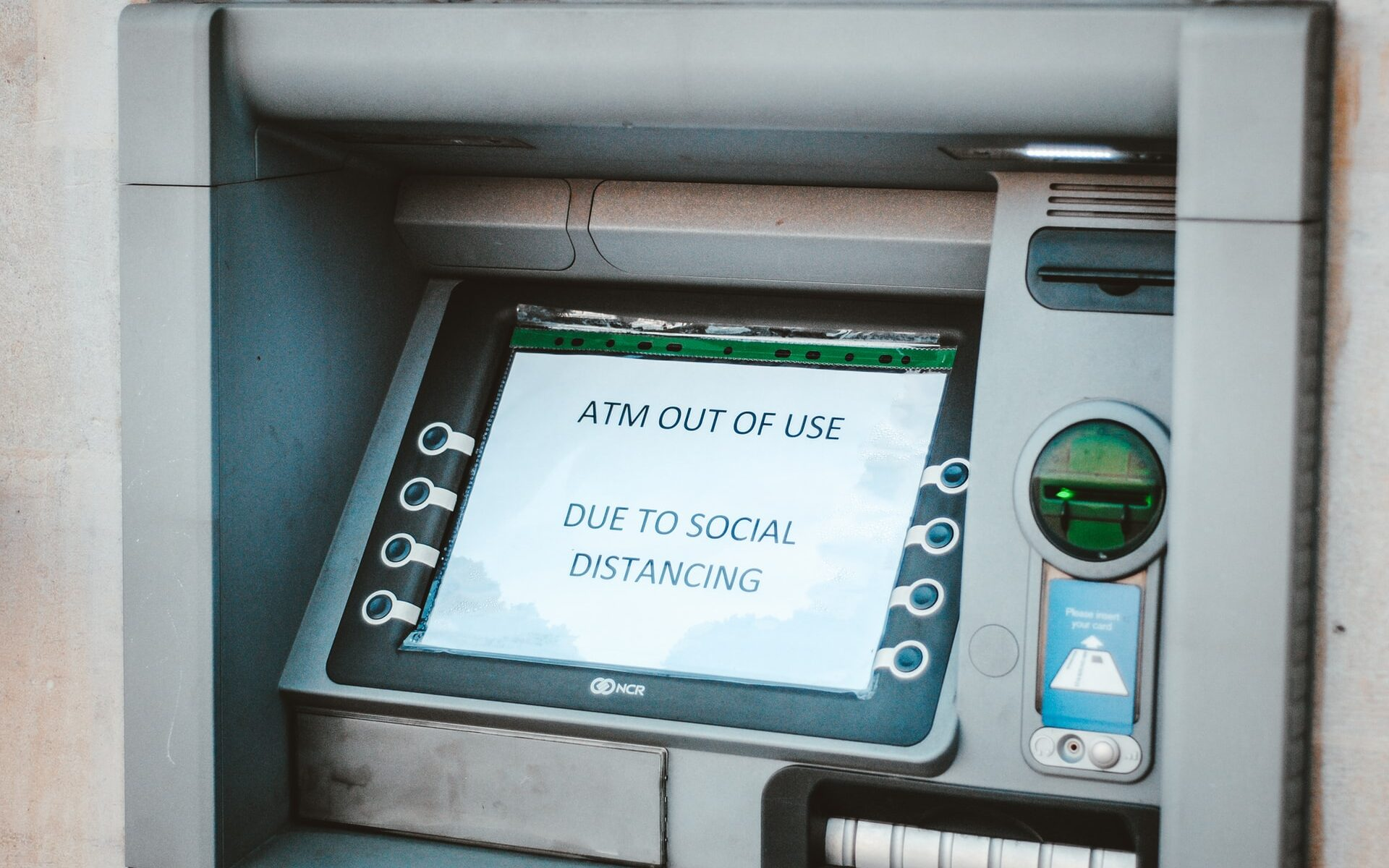 Phasing Out Of Cash